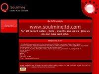 Soul Mine website shot