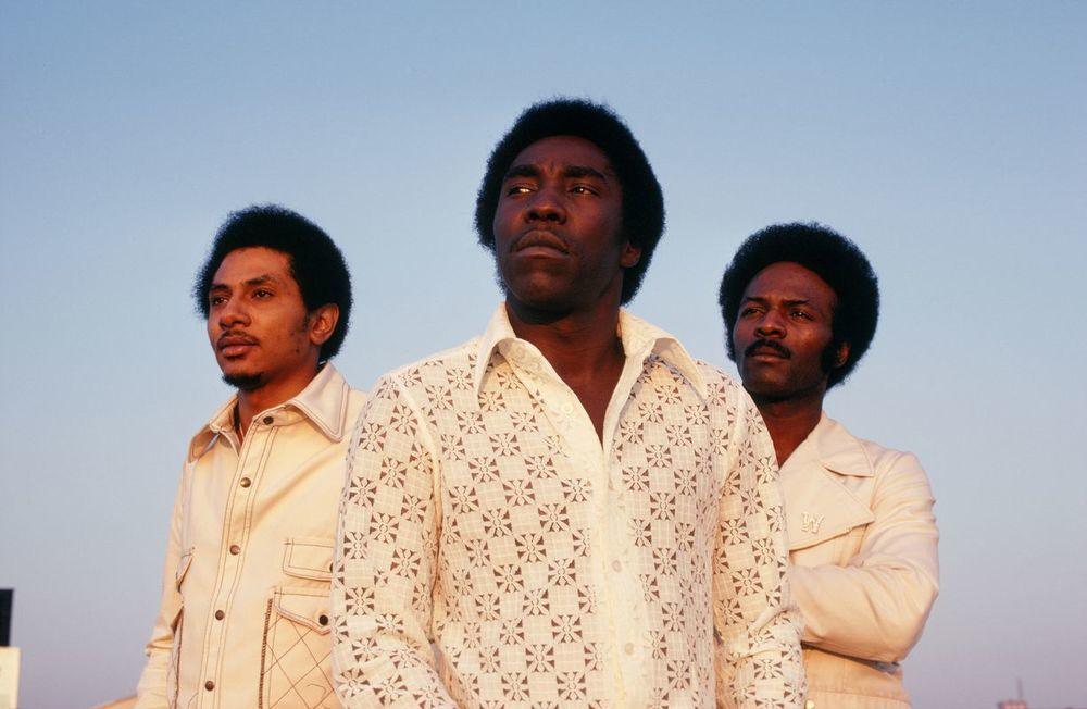 The O'Jays cover image