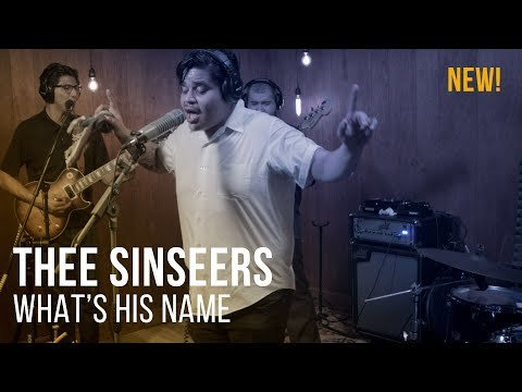 Thee Sinseers - What's His Name thumb