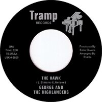 George & The Highlanders - The Hawk - Tramp Records image