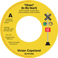 Vivian Copeland / The Poindexter Bros - Chaos (In my Heart) / What I Did In The Streets - Soul Junction image