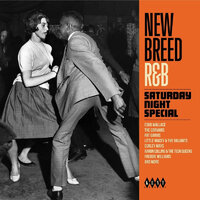 New Breed R&B - Saturday Night Special - Various Artists - Kent Records CD image