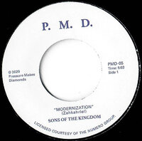Sons Of The Kingdom - Hey There / Modernization - Pressure Makes Diamonds Records image