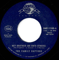 The Family Daptone - Hey Brother (Do Unto Others) - Daptone image