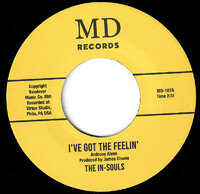 The In-Souls - I've Got The Feelin' - MD Records image