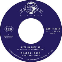 Sharon Jones & The Dap-Kings - Keep on Looking - Daptone image