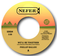 Phillip Ballou - We'll Be Together - Super Disco Edits image