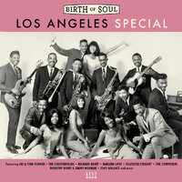 Birth Of Soul - Los Angeles Special - VA- Kent Records CD image