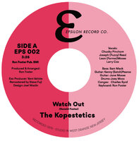 The Kopestetics - Watch Out - Epsilon Records image