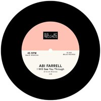 Abi Farrell - I Will See You Through / Empowered - Big AC Records image