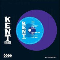 Jesse Davis - Hang On In There Girl / (Instrumental) - Kent Select 016 image