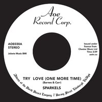 Sparkels - Try Love (one more time) - AOE image