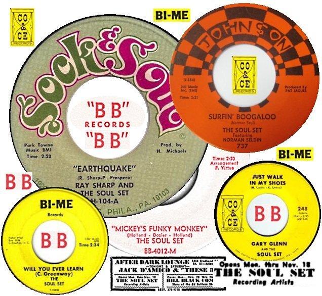 Earl Lett International Soul Set, The - Soul Serenade