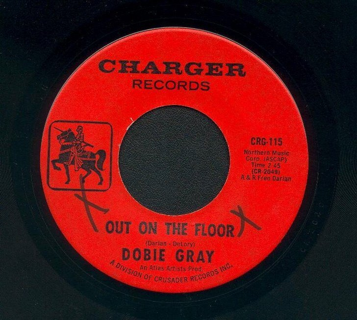 Dobie Gray Out On The Floor Look At Your Box Soul Source