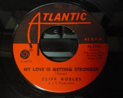 Cliff Nobles Love Is All Right