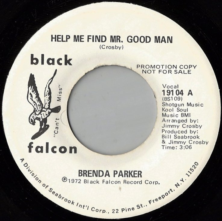 Brenda Parker - Help Me Find Mr Good Man.jpg