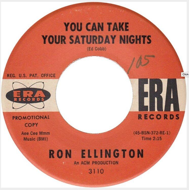 Ron_Ellington_-_You_Can_Take_Your_Saturd