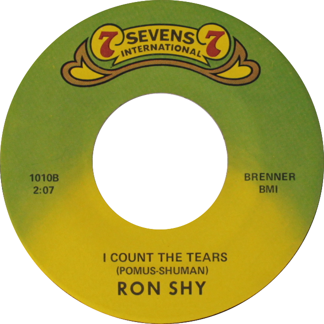 Ron_Shy_-_I_Count_The_Tears_-_Sevens_Int