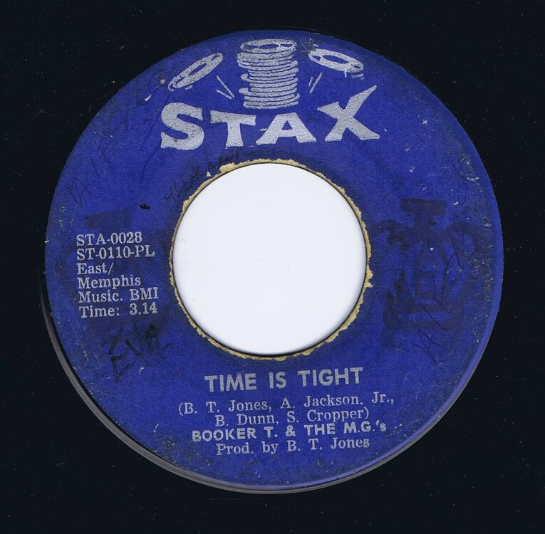 booker t & mgs time is tight dark blue stax28.jpg