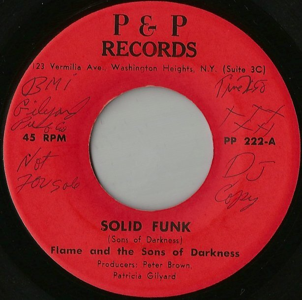 Flame and The Sons of Darkness - Solid Funk.jpg