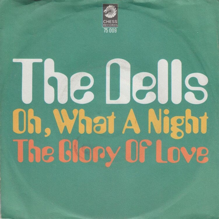 Dells - Oh what a night.jpg
