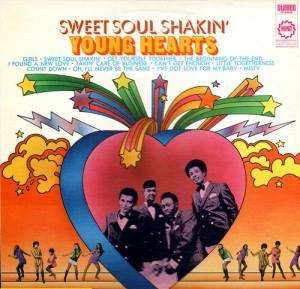 Wanted THE YOUNG HEARTS - Sweet Soul Shakin' - Minit LP.jpg