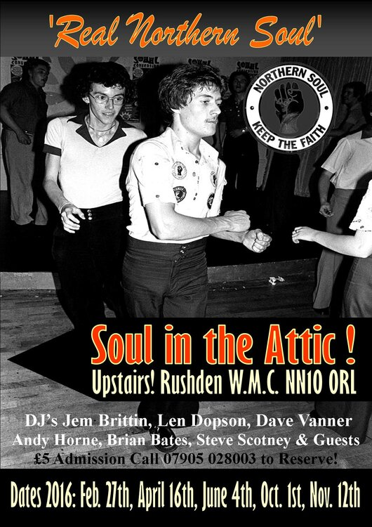 Soul in the Attic 2016 A4 Poster.jpg