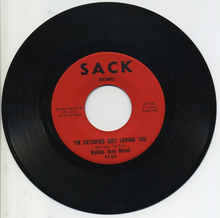 Bobbie Jean Bland - I'm Satisfied Just Loving You - Sack.jpg