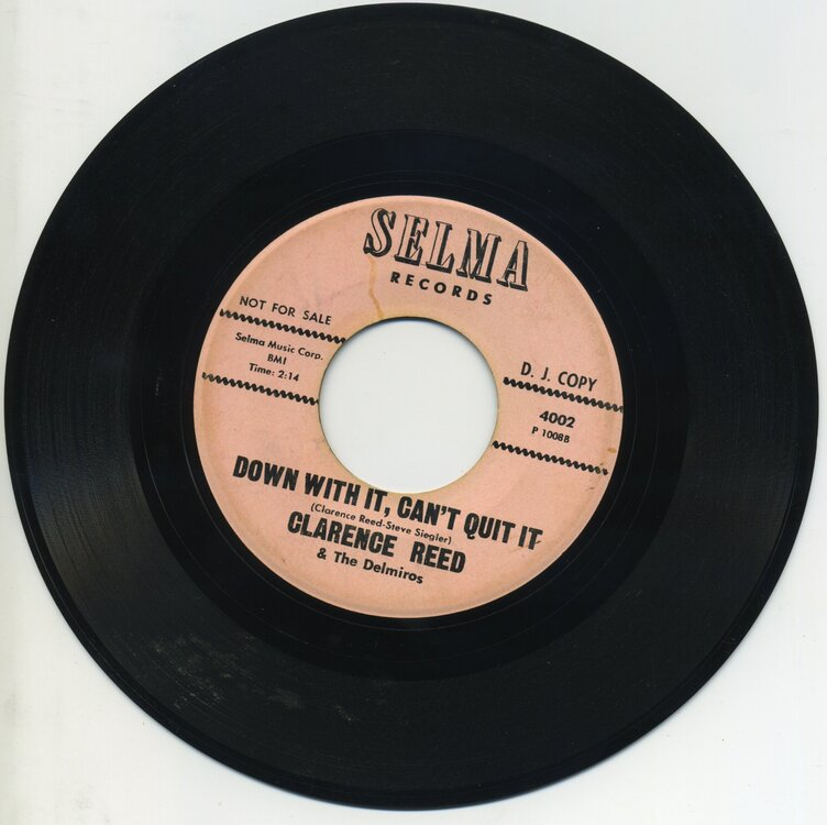 Clarence Reed & Delmiros - Down With It, Can't Quit It - Selma Promo.jpeg