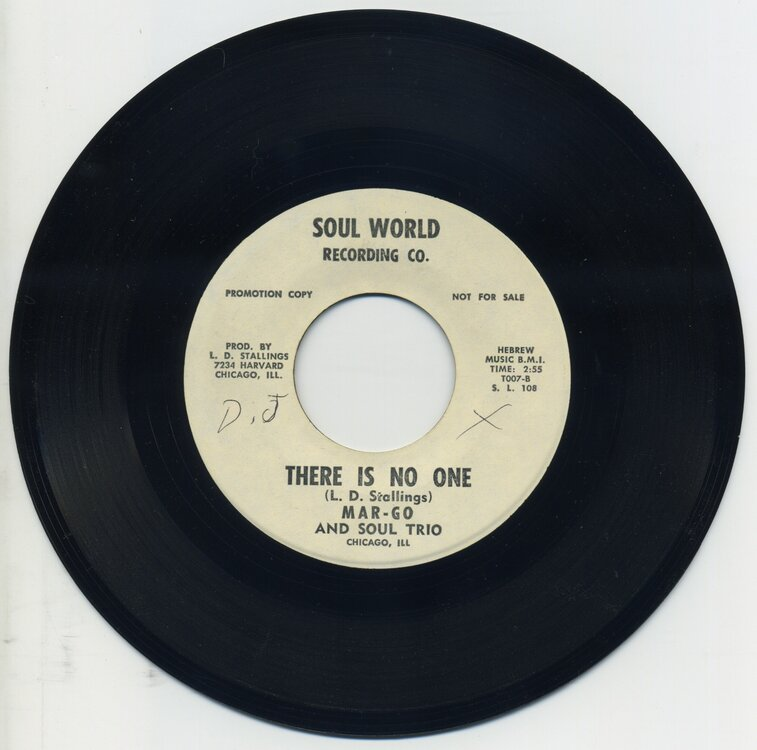Mar Go And Soul Trio - There Is No One - Soul World.jpeg