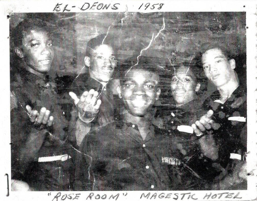 El Deons Rose Room Majestic Hotel 1958.jpg