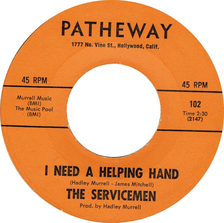 Servicemen - I Need A Helping Hand - Patheway copy.jpeg