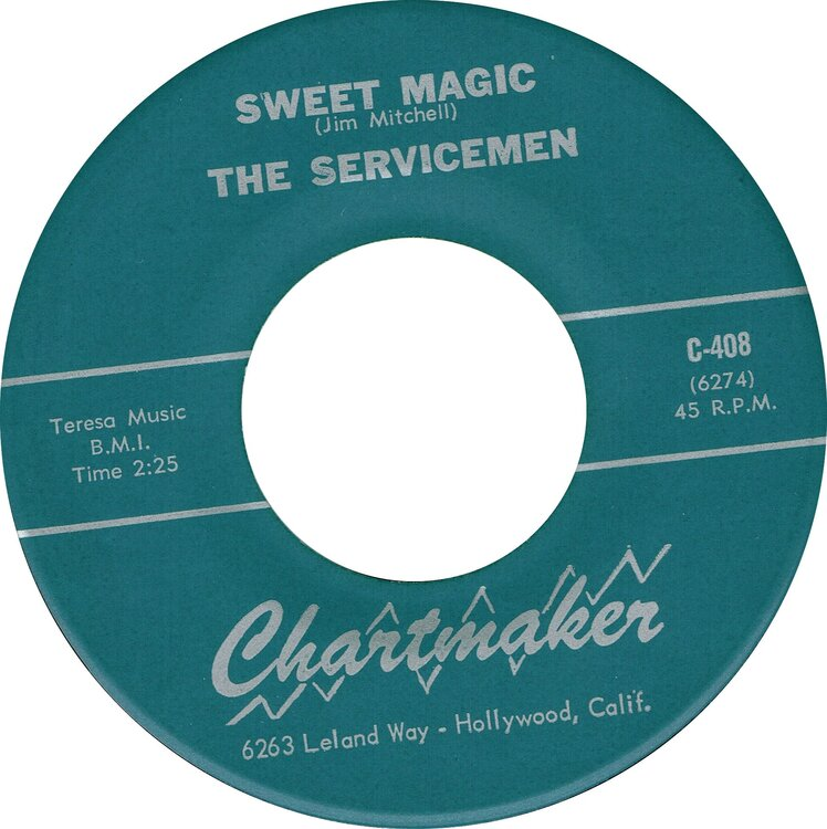 Servicemen - Sweet Magic - Chartmaker copy.jpeg
