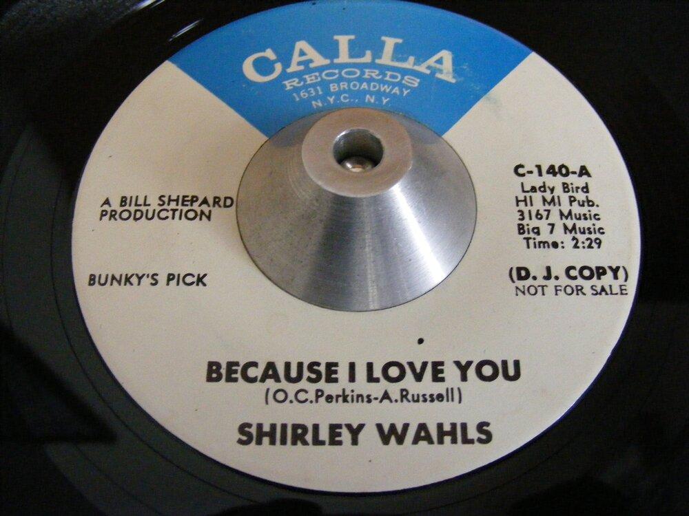 Shirley Whals U.S Original Demo.JPG