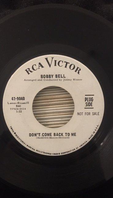 Bobby Bell - Don't.jpg