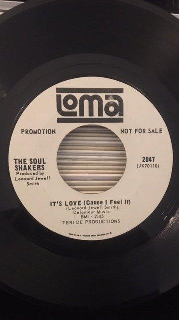 Soul Shakers - It's Love.jpg