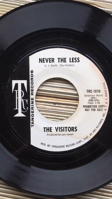 The Visitors (Tangerine - Never The Less).jpg