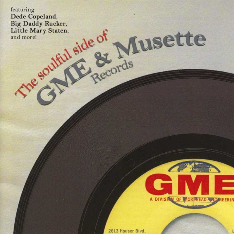 The Soulful Side Of Gme Amp Musette Records Tramp Records