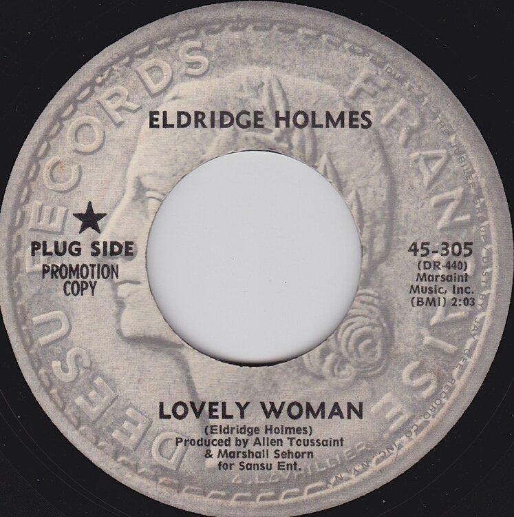 ELDRIDGE HOLMES - LOVELY WOMAN.jpg