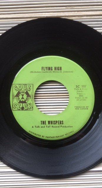 Whispers - Flying High.jpg