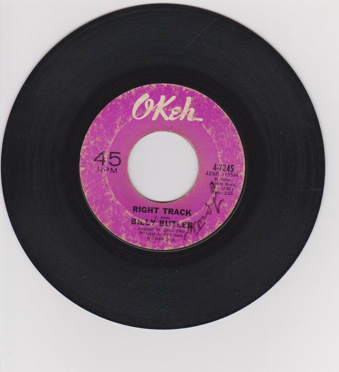 Billy Butler - Right Track 001.jpg