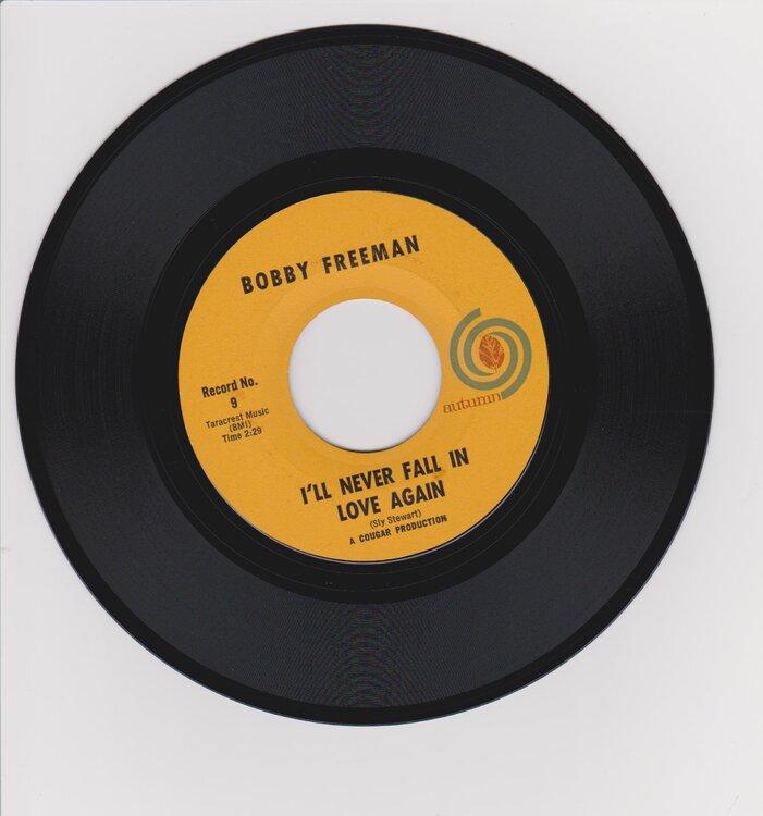Bobby Freeman - I'll Never Fall In Love Again 001.jpg