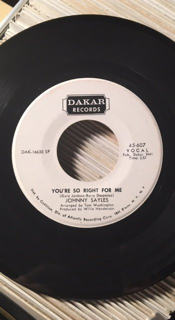 Johny Sayles - So Right.jpg