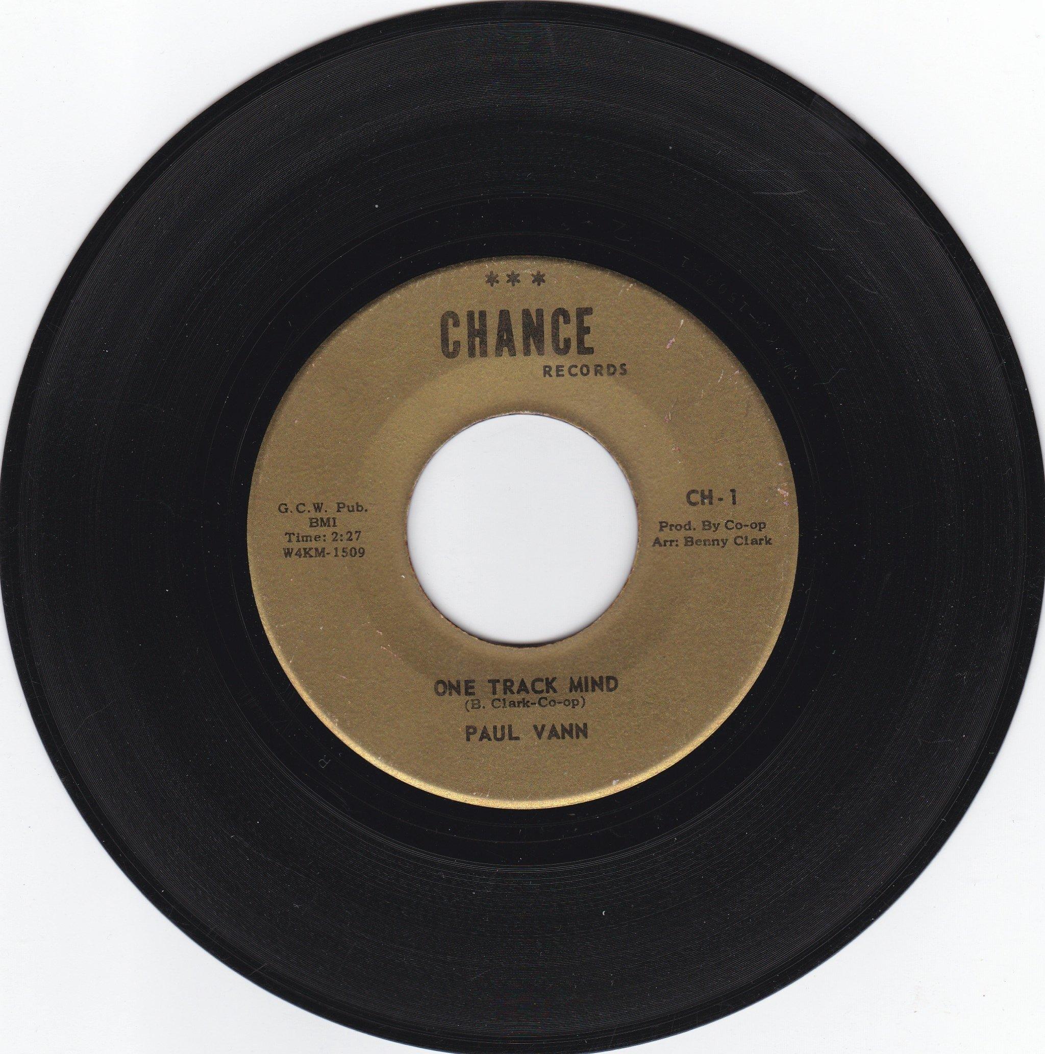 Ike Amp Tina Turner On Sonja Paul Vann On Chance Record