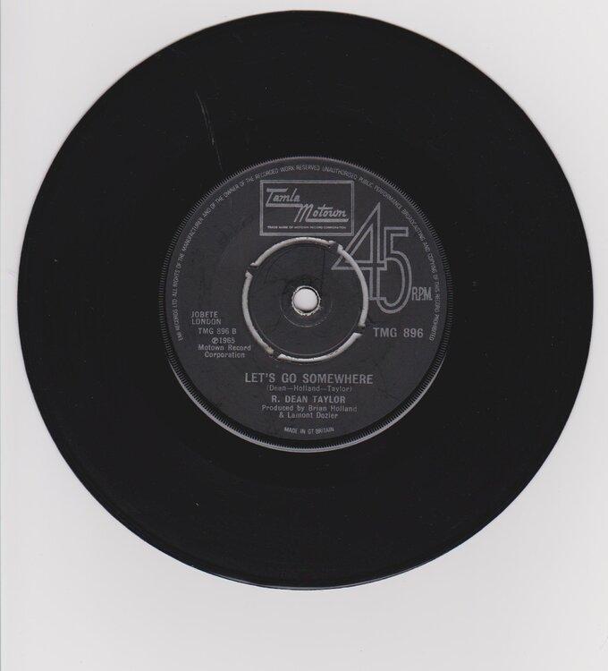 R Dean Taylor - Let's Go Somewhere 001.jpg