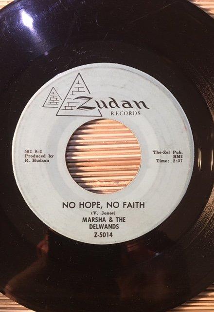 Marsha & Delwands - No Faith.jpg