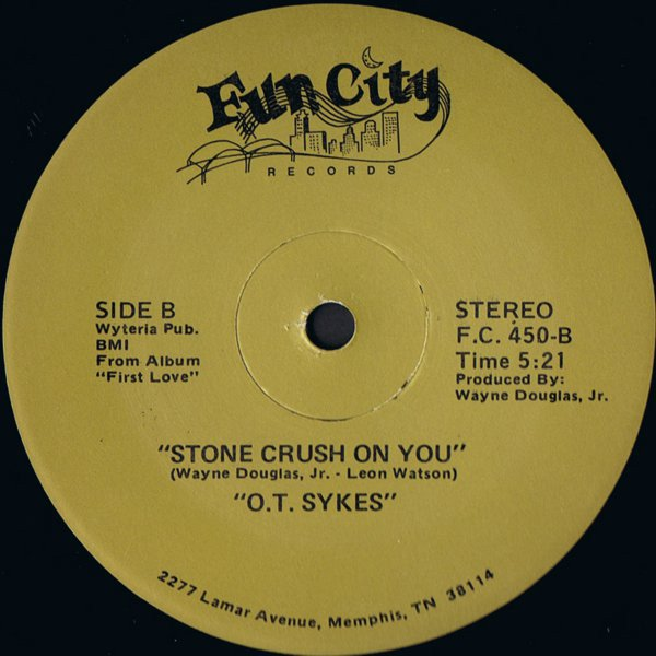 O.T.Sykes - Stone Crush On You.jpg