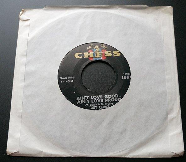 Tony Clarke - Ain't Love Good.jpg