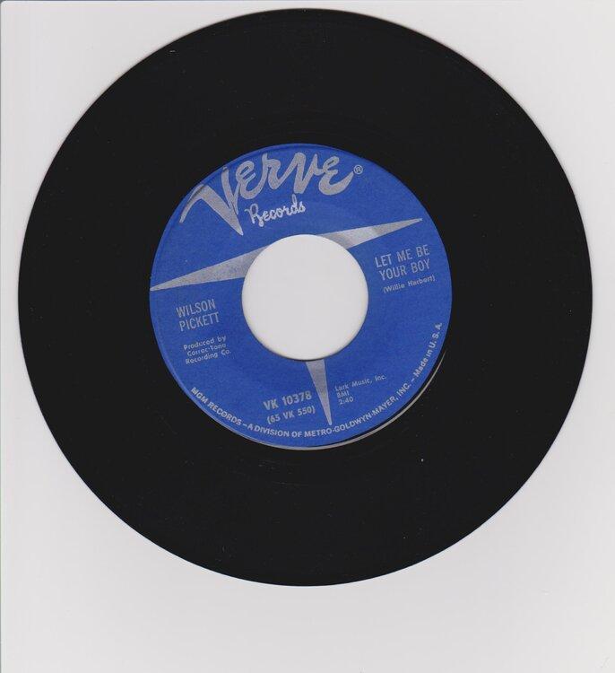Wilson Pickett - Let Me Be Your Boy 001.jpg