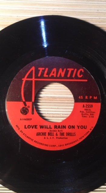 Archie Bell - Love Will.jpg